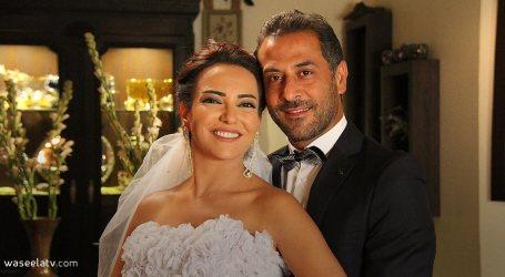 أمل عرفة: طلاقي من عبد المنعم عمايري حصل قبل إعلانه