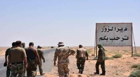 أنفاق إيرانية سرية جديدة في دير الزور وتدربيات عسكرية للميليشيات في البوكمال
