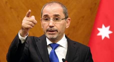 وزير الخارجية الأردني يدعو إلى حل سياسي يحفظ وحدة سوريا واستقرارها