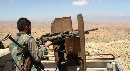 """19 قتيلا لقوات السلطة بهجوم مباغت جديد لـ""""داعش"""" في البادية السورية"""