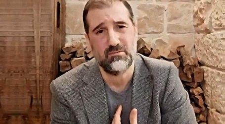 رامي مخلوف يخاطب الأسد: لن أغادر منزلي واقفا