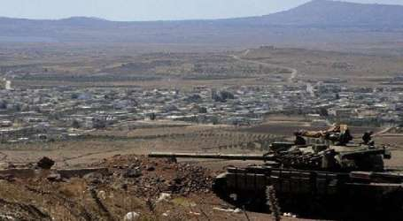 إسرائيل تمهد للتدخل بشكل أكبر في الجنوب السوري وتبرر ذلك بالفوضى