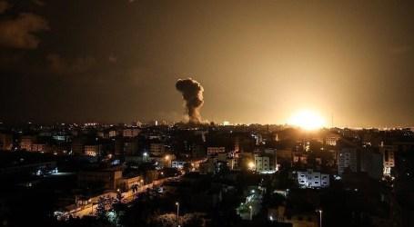 قتيل وجرحى لقوات السلطة والميليشيات الموالية لها بقصف إسرائيلي على ريف دمشق