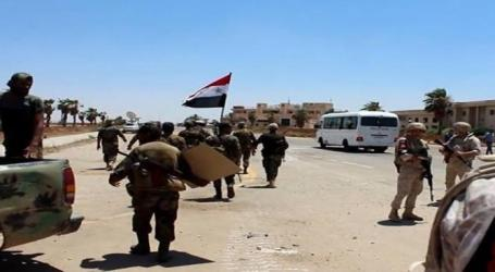 انفجار يستهدف قوات السلطة السورية في درعا ومقتل معتقل تحت التعذيب