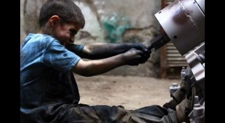 أكثر من نصف الأطفال في سوريا محرومون من التعليم