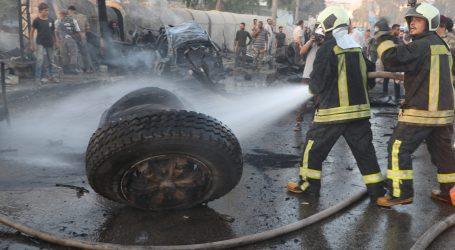 انفجار عفرين يخلف 35 قتيلا وجريحا بينهم أطفال