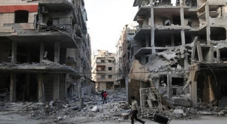 منظمات إغاثية في الغوطة الشرقية تُخصّص دعمها لترميم منازل المقربين من السلطة