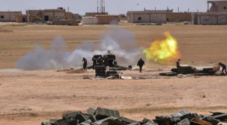 داعش يهاجم قوات السلطة في منطقة أثريا بحماة ويوقع قتلى وجرحى