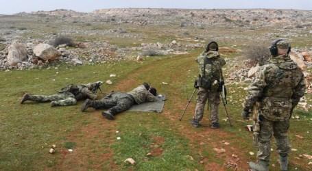 """""""لواء القدس"""" يعلن مقتل قائد المحور الغربي لمدينة حلب ومرافقه بقصف صاروخي"""
