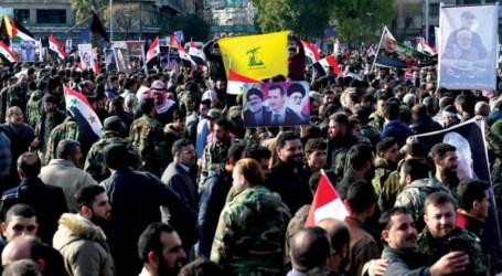 إيران تزاحم روسيا وتفتتح مشروعا ترفيهيا هو الأضخم في جنوب دمشق (صورة)