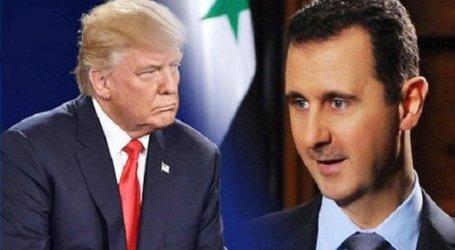 ترامب خطط لقتل بشار الأسد خلال الأسابيع الأولى من توليه الرئاسة