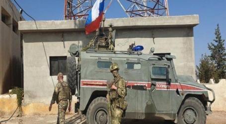 إنشاء مقر جديد للقوات الروسية قرب موقع للميليشيات الإيرانية في تدمر