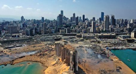 شركة ألمانية تعثر على أكثر من 1000 طن من المواد الكيميائية في مرفأ بيروت
