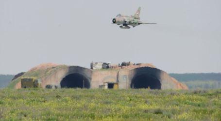 روسيا تنسحب من مطار التيفور العسكري في حمص وإيران تتفرد به