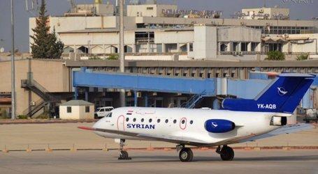 إيران تستخدم حاويات الأمم المتحدة لتخزين أسلحتها في مطار دمشق (صورة)
