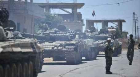 السلطة السورية تستقدم تعزيزات عسكرية إلى درعا.. ومخاوف أهلية من عمل عسكري