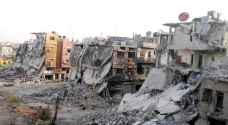 رئيس اللجنة الدولية للصليب الأحمر يزور مدينة داريا: حجم المعاناة هائل