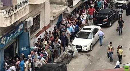 وكالة أمريكية تسلط الضوء على معاناة السوريين وطوابيرهم