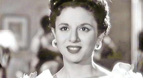 صورة نادرة لـ فاتن حمامة تحدث ضجة.. هكذا كانت قبل 81 عاما
