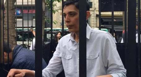 اختفاء الناشط مازن حمادة يثير القلق وأنباء تتحدث عن مقتله في سجون السلطة
