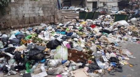 طرطوس تغرق بالقمامة في زمن حكم آل الأسد