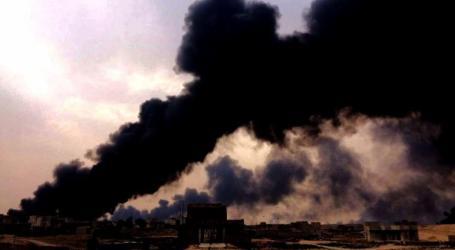 كتلة ضخمة من غاز ثاني أكسيد الكبريت ستضرب أجواء سوريا ولبنان
