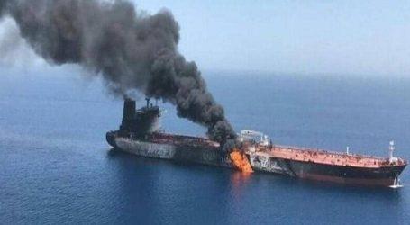 قتلى جراء استهداف ناقلة النفط الإيرانية في ميناء بانياس