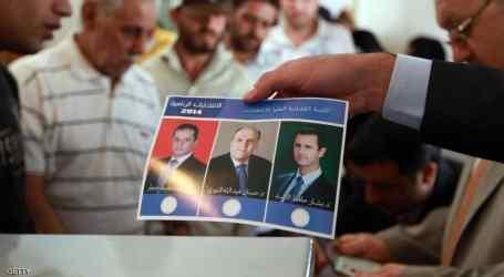تقرير: الانتخابات ستكون بمثابة طامة لبشار الأسد
