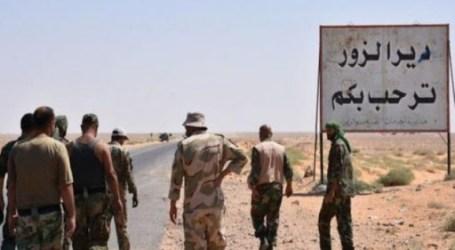 السلطة السورية تعين عميدا جديدا لفرع أمن الدولة في دير الزور