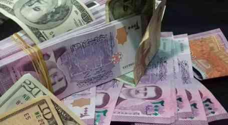 الليرة السورية تتراجع مجددا أمام العملات الأجنبية