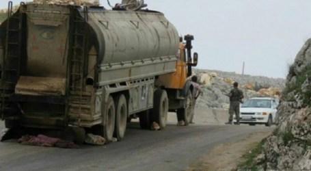 حزب الله مستمر بسرقة بترول السوريين
