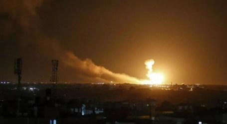 ما المواقع التي طالها القصف الإسرائيلي وحصيلة قتلى قوات السلطة؟