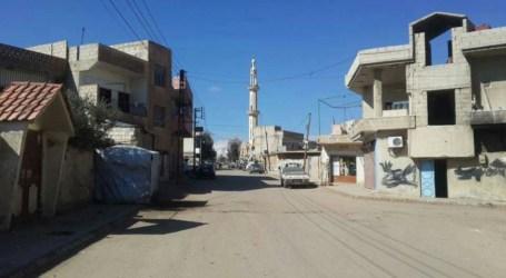 السلطة السورية تفتتح مركز تسوية في كناكر بريف دمشق