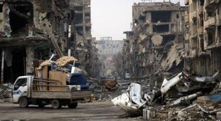 الميليشيات الإيرانية تستمر بالتعدي على ممتلكات المدنيين في دير الزور
