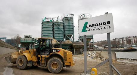 شركة لافارج للإسمنت في سوريا تواجه القضاء بتهم التواطؤ بجرائم ضد الإنسانية