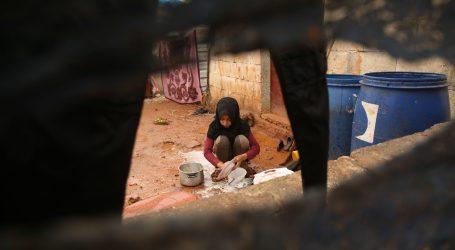 آلاف العائلات تعاني من أزمة مياه في شمال غرب غرب سوريا