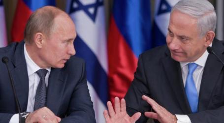 إسرائيل وروسيا تنسقان لمواجهة التموضع الإيراني في سوريا