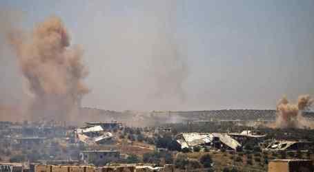 قصف واشتباكات ونفير عام.. آخر التطورات في درعا بعد انهيار المفاوضات
