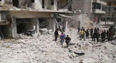 ضحايا أطفال جراء استخدام سلاح محرّم دوليا شمال غرب سوريا