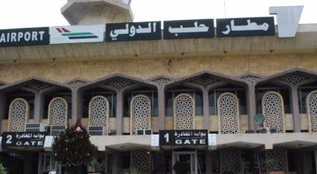 الميليشيات الإيرانية تهين ضباط السلطة السورية في مطار حلب والمدنيون يدفعون الثمن