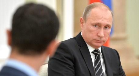 تحت جنح الظلام ودون أي أعراف دبلوماسية.. بشار الأسد إلى روسيا