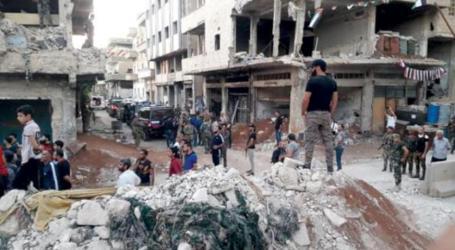 بعد أيام من القصف والمواجهات.. اتفاق درعا يدخل حيز التنفيذ