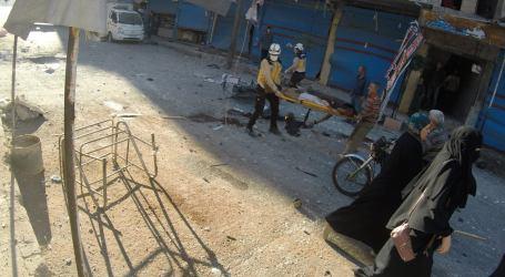 إدلب.. السلطة السورية ترتكب مجزرة خلال توجه الطلاب لمدارسهم