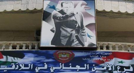 مطرب موالٍ للسلطة السورية يرتكب جريمة مروعة في اللاذقية