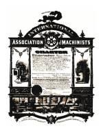Original First Charter Local 47 A