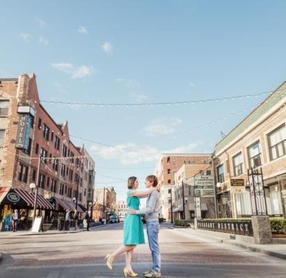 Bokeh-Studios_Franklin-Park_Downtown-Oak-Park-Record-Store-Engagement-Photos-Chicago-Pleasant-Home_23