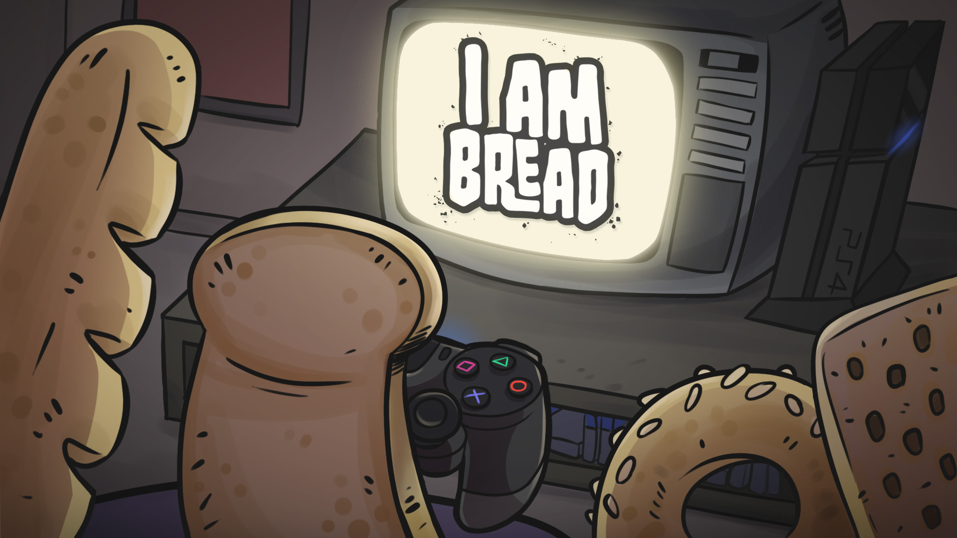 I Am Bread Has Come To PS4