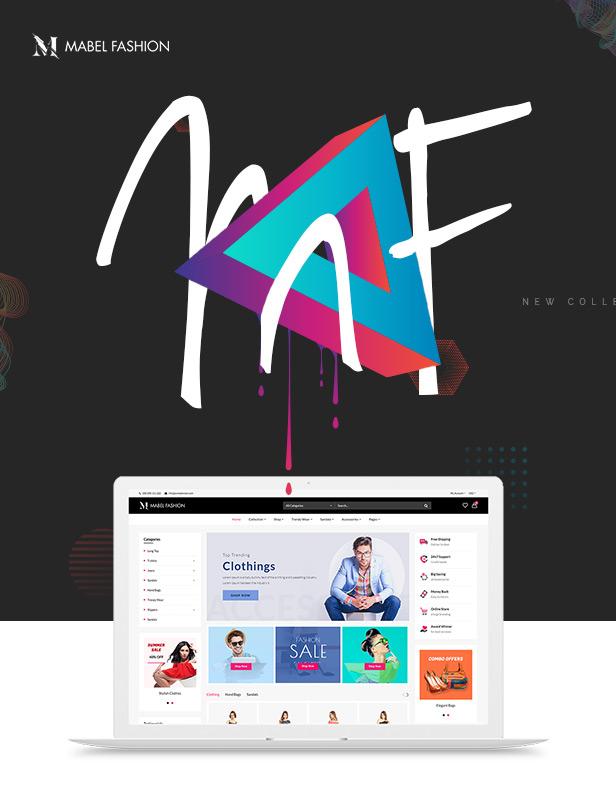 Mable | Fashion Shopify Theme - 1