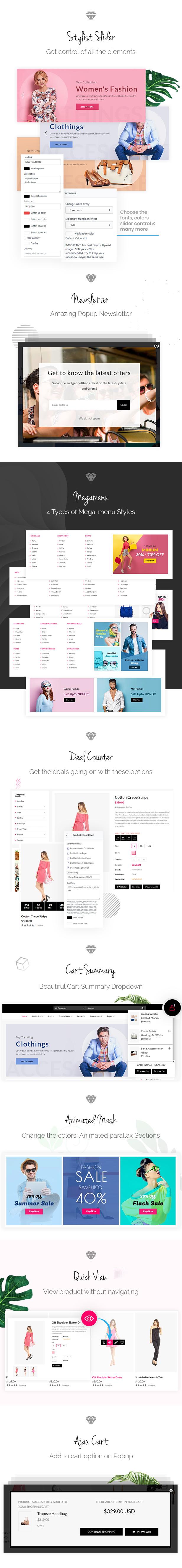 Mable | Fashion Shopify Theme - 2