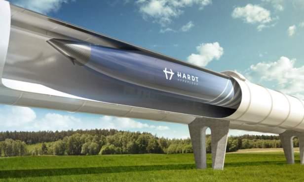 Image result for hyperloop
